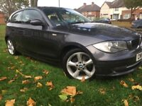 BMW 118 D edition diesel hpi clear 30 tax 2008