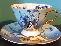 Fairy tea cup and saucer £10