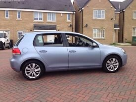vw golf 1.6 tdi match (2011) with full service history 97,000 miles