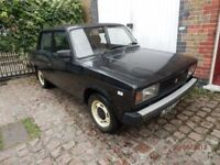 Lada Riva 1500E 1993 Only 28,003 Miles From New With 17 Previous MOT Certificates