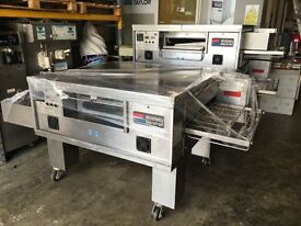 MIDDLEBY MARSHALL - PS555G GAS 32 INCH CONVEYOR PIZZA OVEN