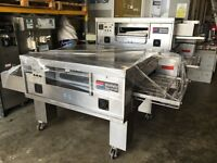 MIDDLEBY MARSHALL - PS555G GAS 32 INCH CONVEYOR PIZZA OVEN ( Finance & Lease options available )