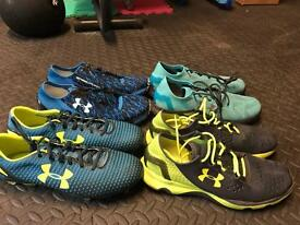 Under Armour trainers Size 8
