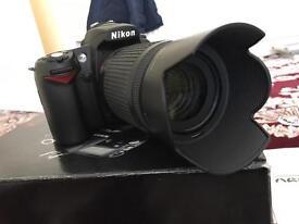 Nikon D90 Kit 55-200m VR £250 ono