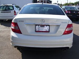 2008 Mercedes-Benz C-Class 2.5L/4 MATIC/BLUETOOTH Kitchener / Waterloo Kitchener Area image 6