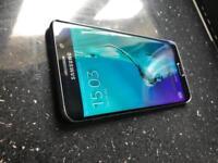 Samsung galaxy s6 Edge Plus 32gb EE/virgin midnight blue excellent