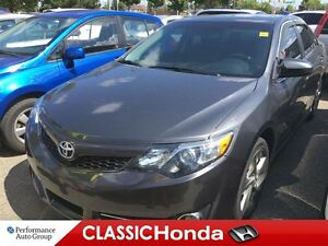 2013 Toyota Camry SE BACKUP CAMERA CLEAN CARPROOF BLUETOOTH