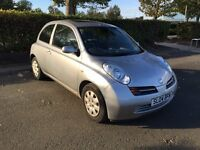 2004 Nissan Micra 1.2 SE *AUTOMATIC* - 1 Years MOT - Lady Owner - Ideal First/Learner Car