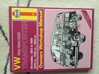 VW TRANSPORTER HAYNES