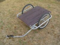 Cycle trailer