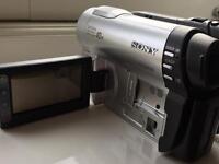 Sony Hybrid Handheld camcorder