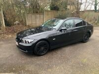 2007 BMW 320d / CLEAN CAR / COLOUR CODED RIMS AND LIGHTS / MOT / ONLY £2150