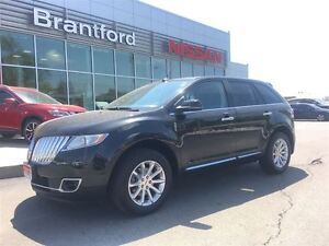 2013 Lincoln MKX LEATHER, NAVIGATION, MOONROOF