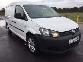 BARGAIN! NO VAT! Caddy maxi van, one owner, full history, full years MOT, warranty, ready for work