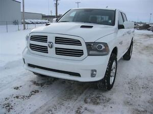 2013 Ram 1500 Sport - REMAINING FACTORY WARRANTY!! ONE OWNER!! A