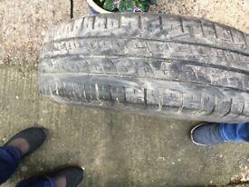 tyre commercial van 195/65/16