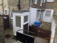 3 bed 2 reception flat to let