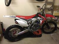 HONDA CRF450 2013
