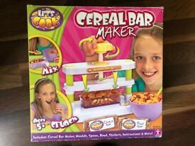 Cereal Bar Maker