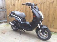 Peugeot ludix 50 cc 2008 scooter moped 12 months mot mint condition