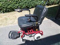 Shoprider Vienna Electric Wheelchair