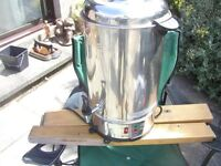 Hot Water Urn Swan make 20 ltr as new