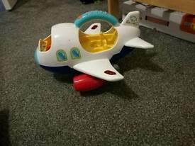Carousel aeroplane