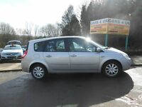 RENAULT GRAND SCENIC 7 SEATER 1.6CC New Shape, in great condition
