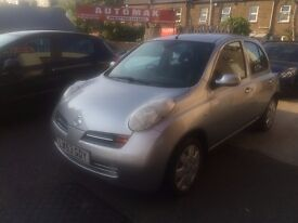 Nissan Micra 1.2 16v SE, px to clear