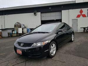 2009 Honda Civic LX SR; Local, Mint condition