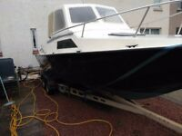 project fishing boat