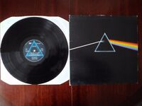 PINK FLOYD - DARK SIDE OF THE MOON VINYL LP RECORD
