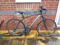 Specialized cross-trail hybrid bike 2011 (xl frame)