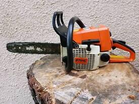 Stihl 023 chainsaw, like 230