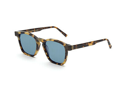 Retrosuperfuture Sonnenbrille V8F Unico Cheetah  havana Havana blau