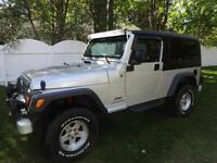 2004 Jeep TJ Coupe (2 door)