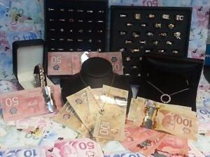 CASH For Jewellery!!!! Instant CASH LOANS on Gold. Come to Busters Pawn $$$ Get the MOST CASH $$$