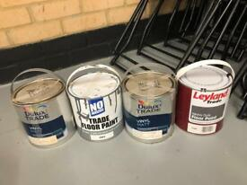 Paint selection