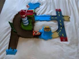 Paw patrol Skye's and Zuma's lighthouse track set
