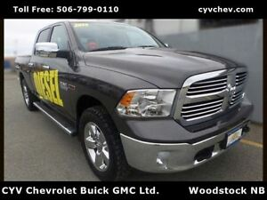 2014 Ram 1500 Big Horn EcoDiesel - Bucket Seats & 20 Wheels - $1