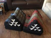 Traditional Thai Axe Pillows