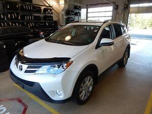 2015 Toyota RAV4 Limited Technology Luxurious, safe to drive