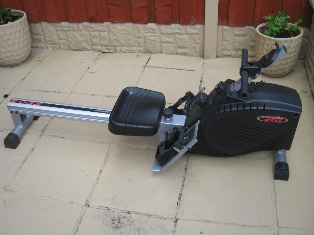 air 3000 rowing machine