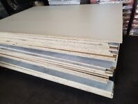 Sheets of Chipboard 7Ft x 9Ft very good condition