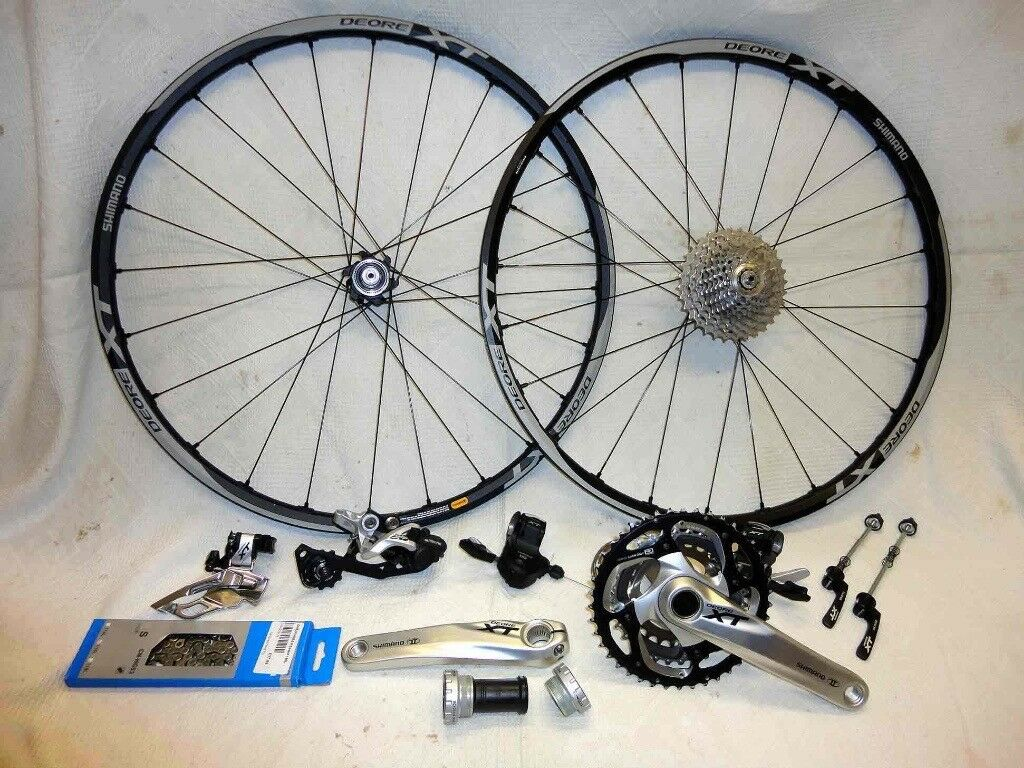 Shimano Superb Cycle Transmission