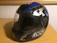 AVG MOTORCYCLE HELMET XS