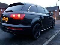 Audi Q7 3.0 TDI S Line Tiptronic Quattro 22 INCH ALLOYS SAT NAV LEATHER XENNONS LED DRL