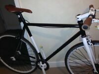 TRACK ROAD HYBRID SCRAM FREE WHEEL CITY TOWN BIKE sport wheels scram hub fixie wheel retro bicycle