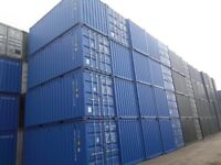 New & Used Shipping Containers FOR SALE New 20ft from £1995, Used p.o.a plus delivery 07788 752216