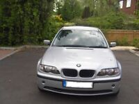 BMW 316i SE METALLIC Silver, ONLY 58000 MILES, 12 Months MOT